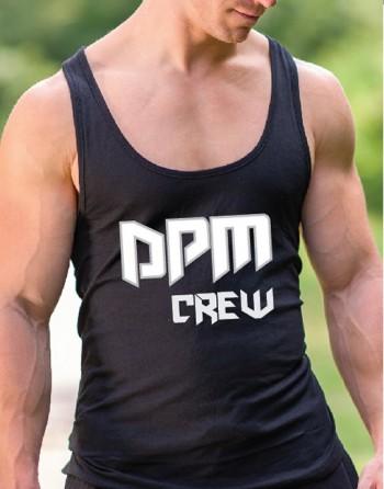Tielko s výrezmi DPM Crew